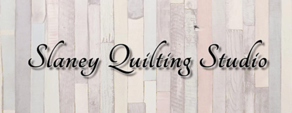 Slaney Quilting Studio Logo