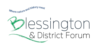 Blesington and district forum logo