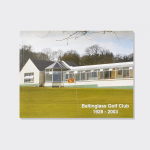 Baltinglass Golf Club Cover with Club House
