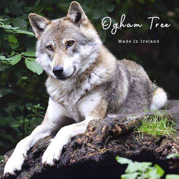 Ogham Tree_Irish Ogham Prints_Irish Language Prints_Irish Made_Sustainably Made In Ireland