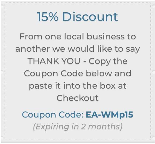 Coupon Code Eamonn Arts EA-WMp15